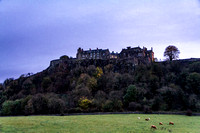 Stirling Castle Sunrise