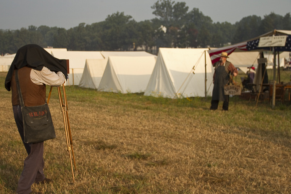 Civil War Photographer