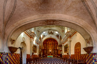 San Xavier Mission Chapel